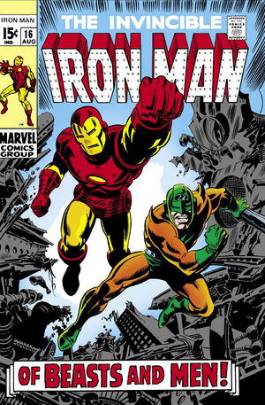 Iron Man Vol 1 16
