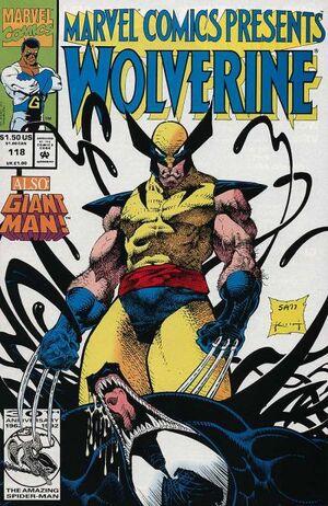 Marvel Comics Presents Vol 1 118