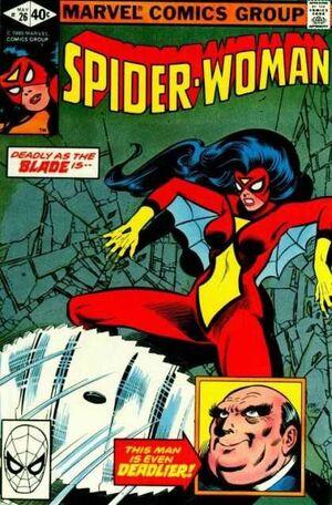 Spider-Woman Vol 1 26