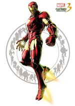 Anthony Stark (Earth-30847) from Marvel vs. Capcom 3 Fate of Two Worlds 0001