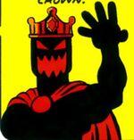 Crimson King (Earth-99062) Mini Marvels Ultimate Collection Vol 1 1