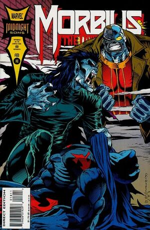 Morbius The Living Vampire Vol 1 18