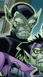 Alexander Power (Skrull) (Earth-5631) Skrulls Vs. Power Pack Vol 1 1
