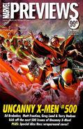 Marvel Previews Vol 1 57