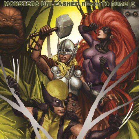 File:Monsters Unleashed Vol 2 5 Hip-Hop Variant Textless.jpg