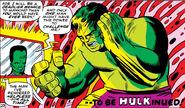 Bruce Banner (Earth-616) prisoner of the Leader
