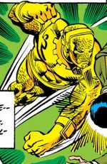 Electron (Retrievers) (Earth-616) from Fantastic Four Vol 1 195 0001