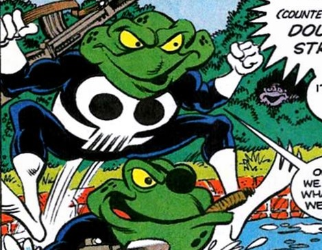 File:George (Frog) (Earth-9047) from What The-- Vol 1 15.jpg