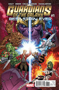 Guardians of the Galaxy Best Story Ever Vol 1 1