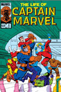 Life of Captain Marvel Vol 1 4