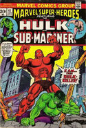 Marvel Super-Heroes Vol 1 41