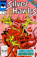 Silverhawks Vol 1 6