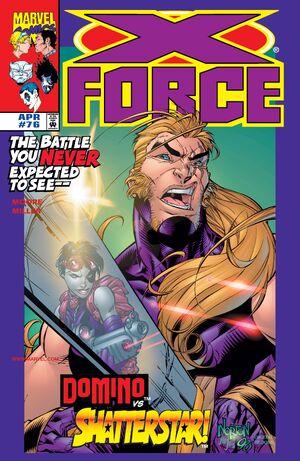 X-Force Vol 1 76