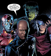 Young Avengers (Earth-616) 001