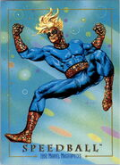 Robert Baldwin (Earth-616) from Marvel Masterpieces Trading Cards 1992 0001