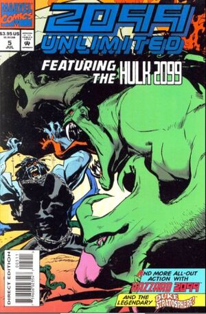 2099 Unlimited Vol 1 5