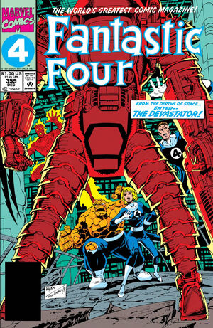 Fantastic Four Vol 1 359