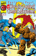 Fantastic Four World's Greatest Vol 1 1