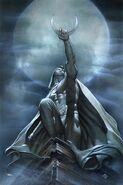 Moon Knight Vol 7 1 Granov Variant Textless