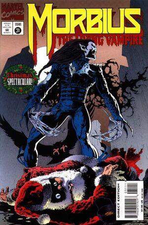 Morbius The Living Vampire Vol 1 31