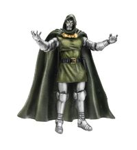 Victor von Doom (Earth-616) from Marvel Universe (Toys) Series 3 Wave XIV 0001