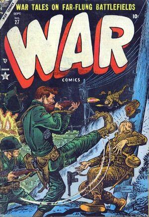 War Comics Vol 1 27