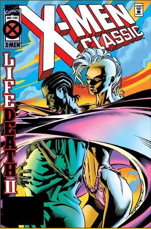X-Men Classic Vol 1 102