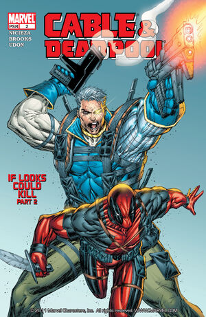 Cable & Deadpool Vol 1 2