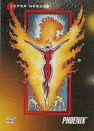 Rachel Summers (Earth-811) from Marvel Universe Cards Series III 0001
