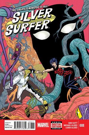 Silver Surfer Vol 7 8
