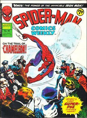 Spider-Man Comics Weekly Vol 1 99