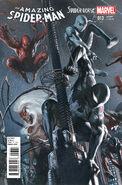 Amazing Spider-Man Vol 3 13 Dell'Otto Variant