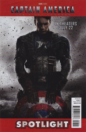 Captain America Spotlight Vol 1 1