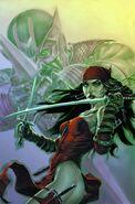 Dark Reign Elektra Vol 1 3 Textless