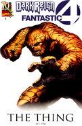 Dark Reign Fantastic Four Vol 1 1 70th Anniversary Variant