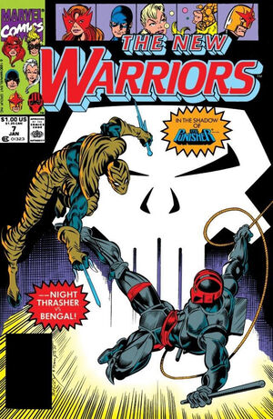 New Warriors Vol 1 7