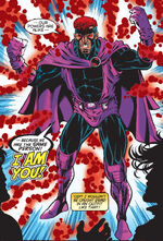 New Sun (Earth-9921) from Gambit Annual Vol 1 2000
