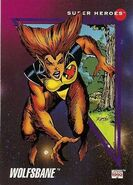 Rahne Sinclair (Earth-616) from Marvel Universe Cards Series III 0001