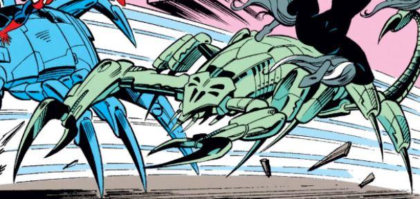 File:Spider-Slayer Mark XVII from Amazing Spider-Man Vol 1 372 001.jpg