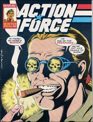 Action Force Special Vol 1 2