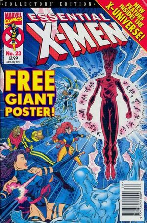 Essential X-Men Vol 1 23
