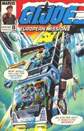 G.I. Joe European Missions Vol 1 8