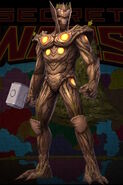Groot (Earth-TRN012) from Marvel Future Fight 002