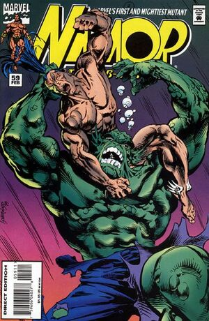Namor the Sub-Mariner Vol 1 59