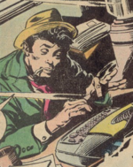 Paul Butterworth (Earth-616) from Tomb of Dracula Vol 1 43 001