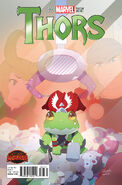Thors Vol 1 3 Manga Variant