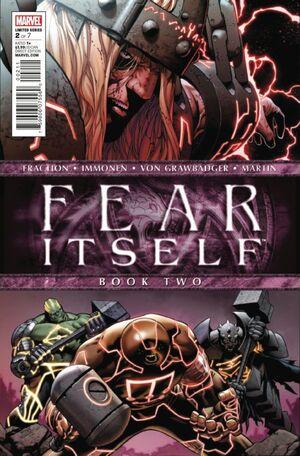Fear Itself Vol 1 2