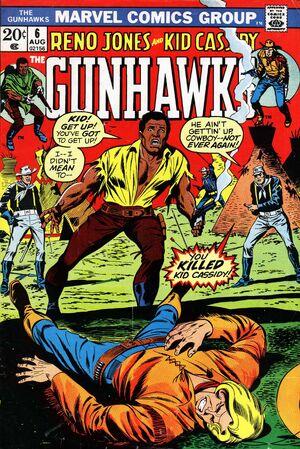 Gunhawks Vol 1 6
