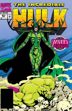 Incredible Hulk Vol 1 423