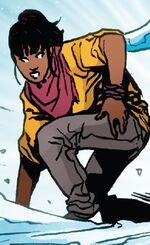 Michaela (Mutant) (Earth-616) from Iceman Vol 3 1 002